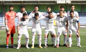 Qarabağ-2 met with Sumgayit-2