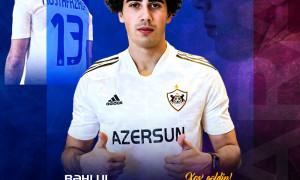 Welcome to Qarabağ FK, Bahlul Mustafazade!