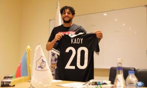 "Kady Yuri Borqes Malinovski ""Qarabağ""da!"