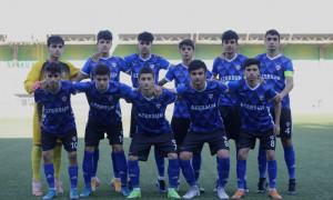 """""""Qarabağ"""" FK U-17 kubokunda 2-ci oldu"""