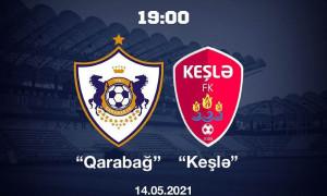 Qarabağ FK - Keshla FK: Live Stream