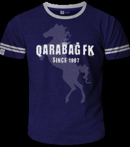 T-SHIRT KISI QARABAG FK_S_T001